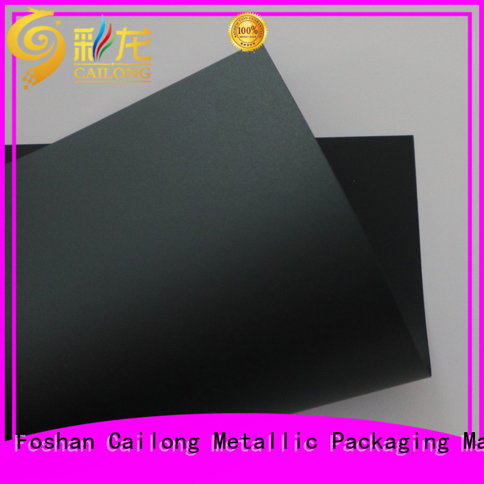 polycarbonate film roll color for automobiles Cailong