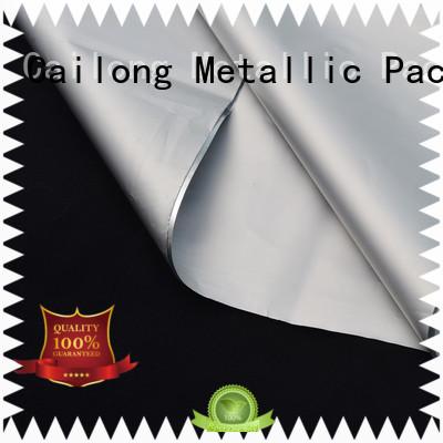 Vacuum Metallized metalized pvc film at discount for cosmesics