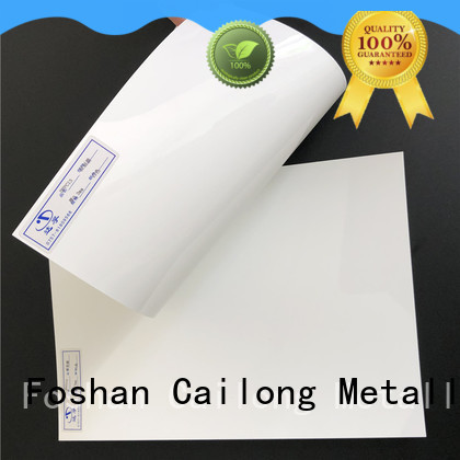 Cailong polycarbonate plate factory for LED lighting