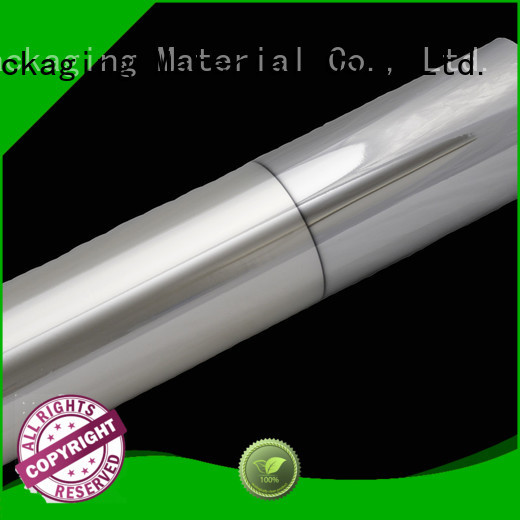 metalized polypropylene film chemical ffor Decorative Cailong