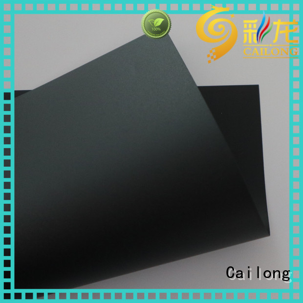 Cailong Optical Transparent polycarbonate material from China for liquid crystal displays