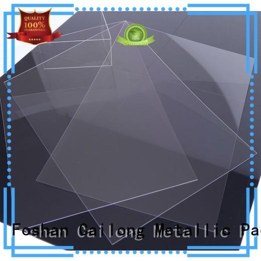 Cailong Light Guiding polycarbonate material button design for optical lenses
