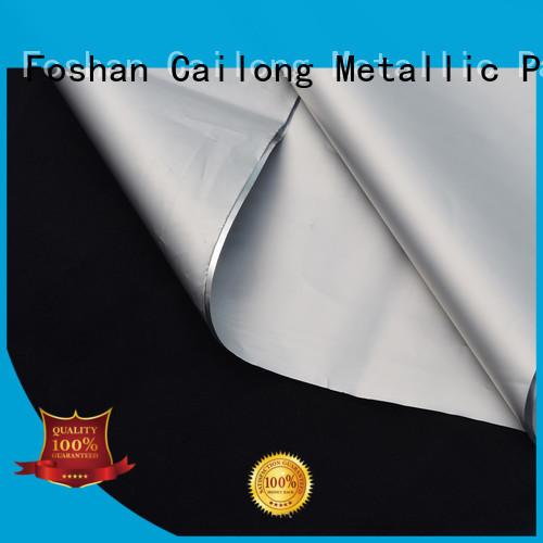 Multiple Aluminum metalized polyethylene check now for advertising Cailong
