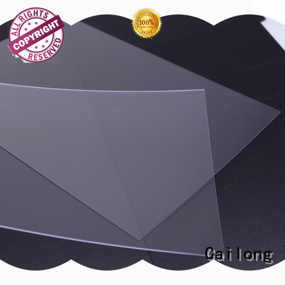 Cailong Reflective polystyrene sheets for kids for liquid crystal displays