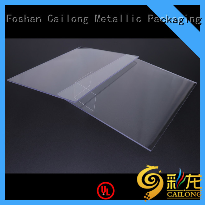 Cailong textured polycarbonate plate wholesale for aerospace
