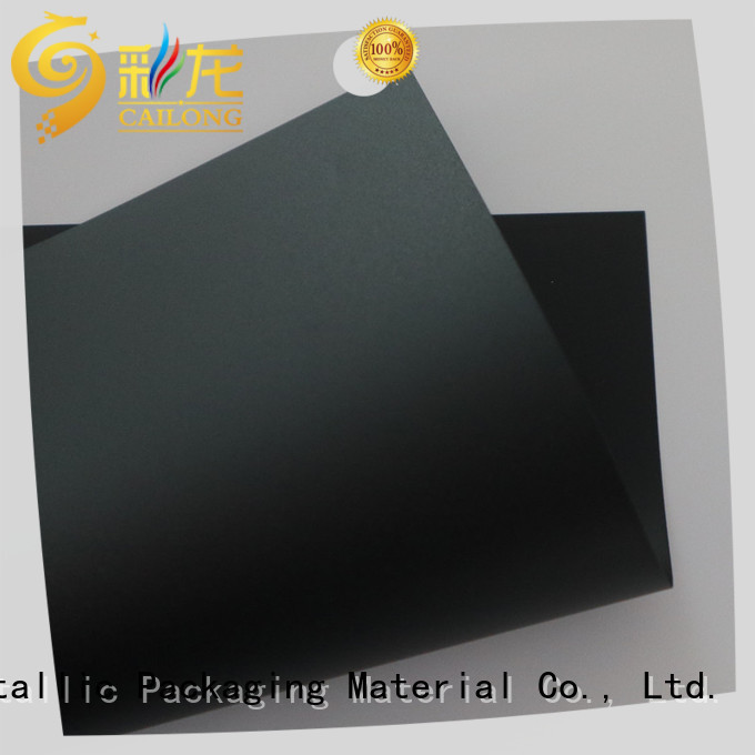 Cailong Optical Transparent clear polycarbonate with good price for medical equipment