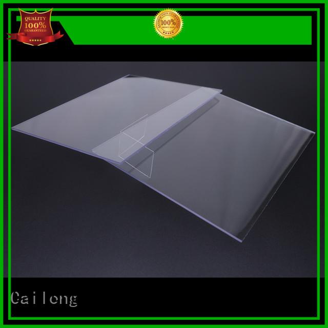 Light Guiding Polycarbonate Film/Sheet