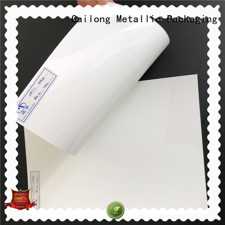 filmsheet clear polycarbonate in different color for sporting goods Cailong