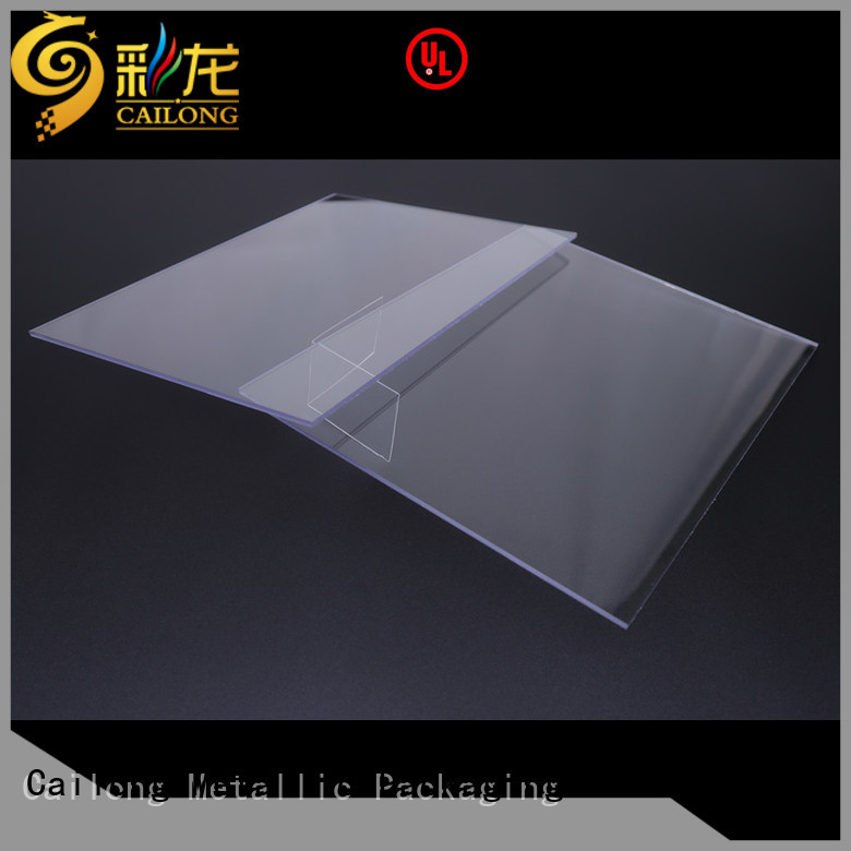 Optical Transparent pc film sheetfilm wholesale for aerospace