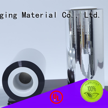 Cailong anti metalized polyester film for decorative materials