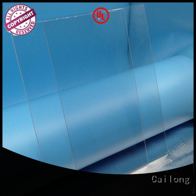 Cailong composite clear polycarbonate for automobiles