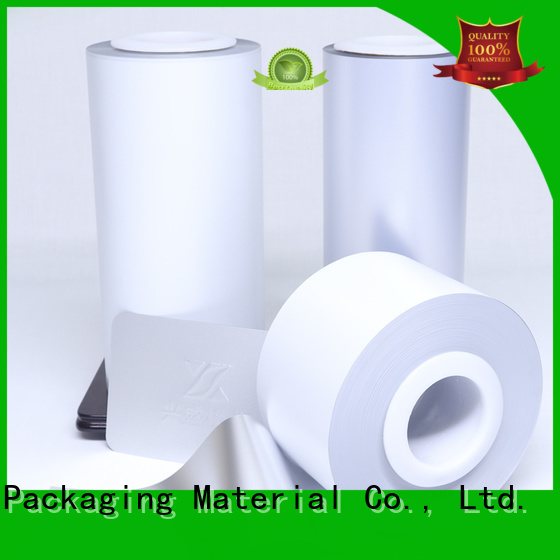 Cailong film color transparency film vendor for packing foor