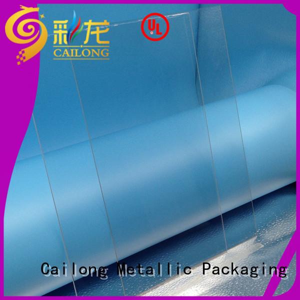 printing polycarbonate sheet design filmsheet for optical lenses Cailong
