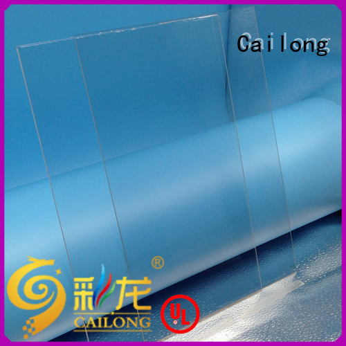 Cailong Opaque Color polycarbonate plate for kids for electronic appliances