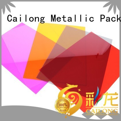 Cailong Optical Transparent polystyrene sheets diffusing for aerospace