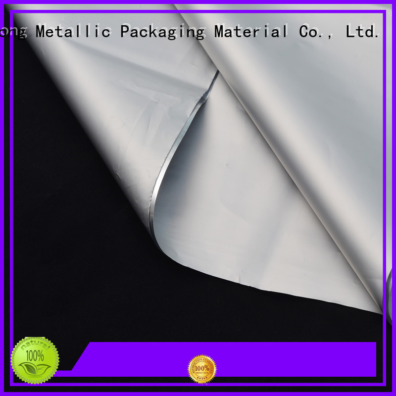 Cailong fine- quality metallized plastic for wholesale for shopping bags