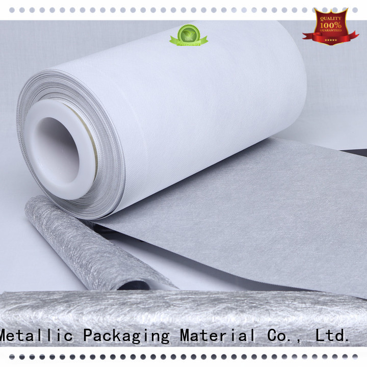 Cailong film reflective metalized film for cosmesics