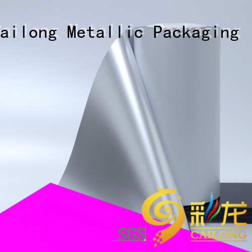 Vacuum metalized pet effectively for cooked food Cailong