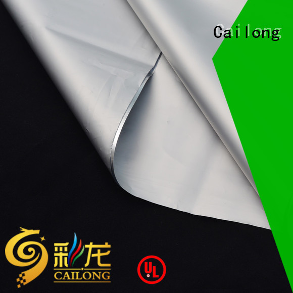 Vacuum Metallized PE Film