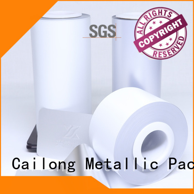 Cailong color clear pet sheet widely-use for advertising
