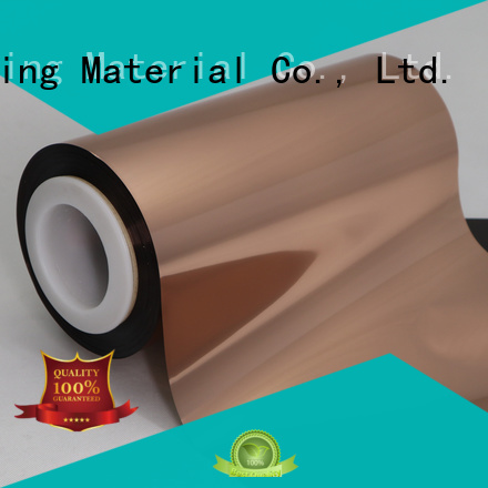 Copper Metallized PET Film from China for medicine