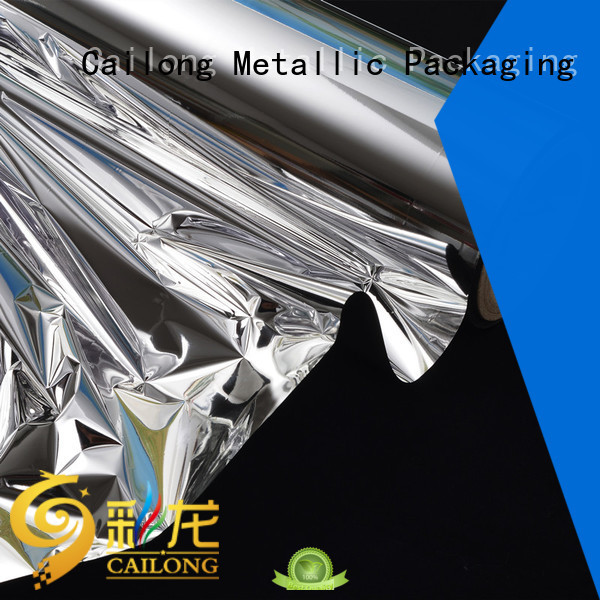 aluminum metalized pvc film buy now for bag producing