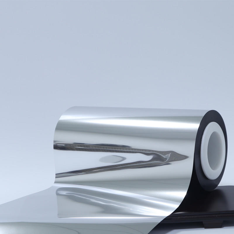 Double side metallized PET film-3
