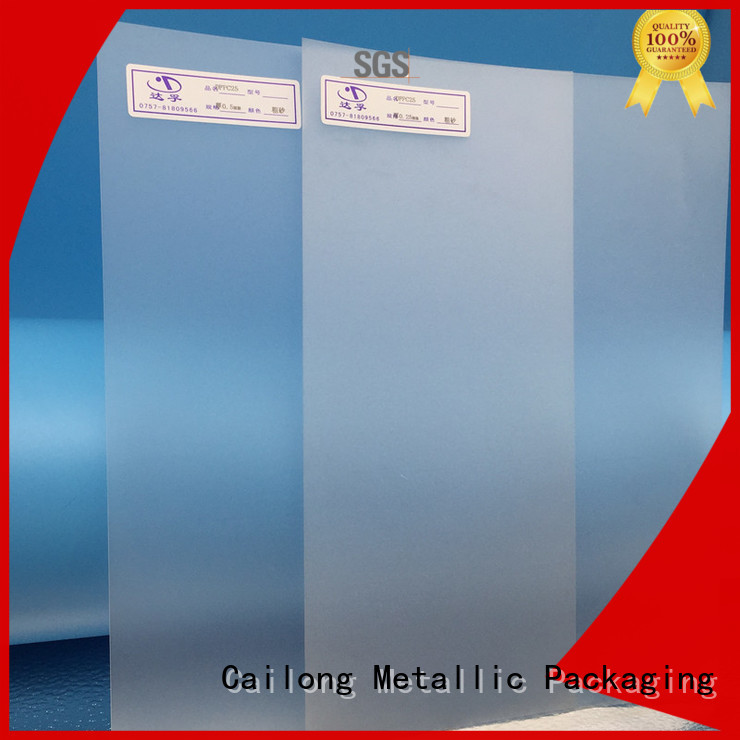 Cailong Opaque Color polycarbonate plastic sheets from China for optical disk substrates