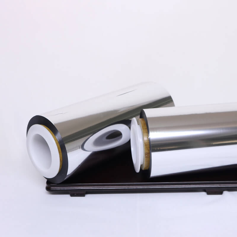 High barrier metallised film semimetallized marketing for product-3