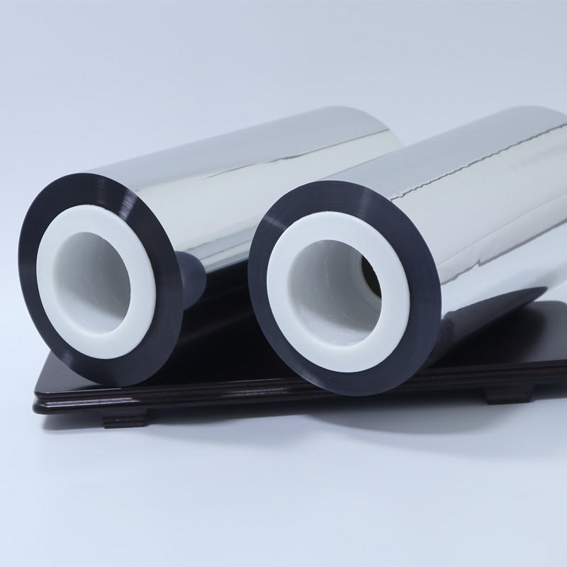 Cailong gloss metalized film supplier for decorative materials-1