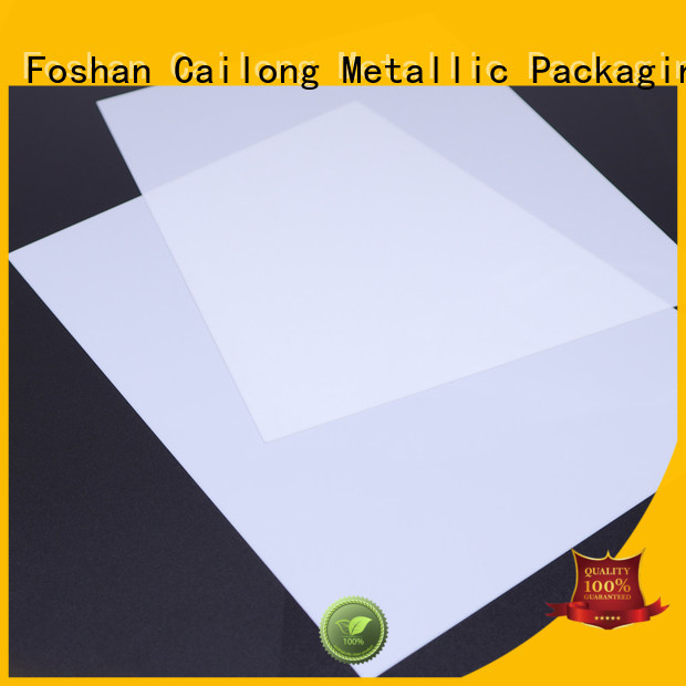 Cailong light polycarbonate plastic factory for LED lighting