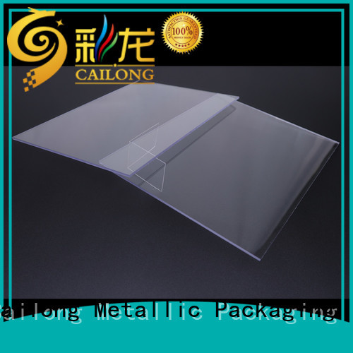 Cailong Light Guiding transparent polycarbonate sheet directly sale for medical equipment