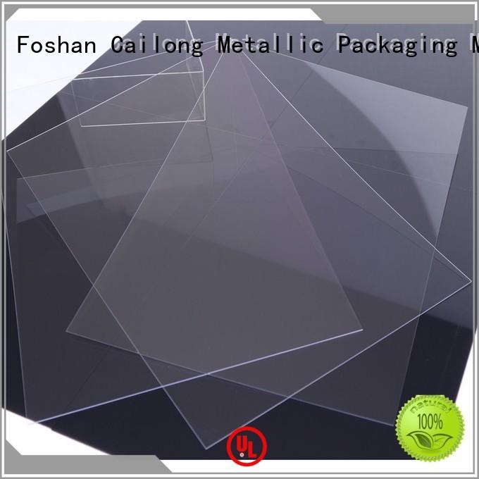 sheetfilm polycarbonate sheet design textured for LED lighting Cailong